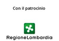Con il patrocinio della Regione Lombardia